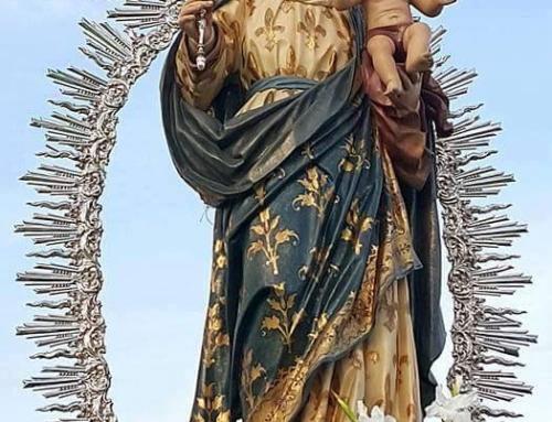 Virgen de Gracia Sta Marta de los Barros
