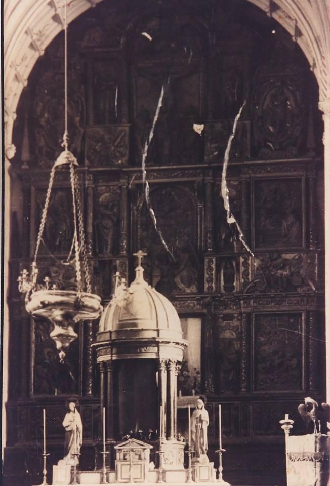 Bailén – Sagrados Corazones, Circa 1899